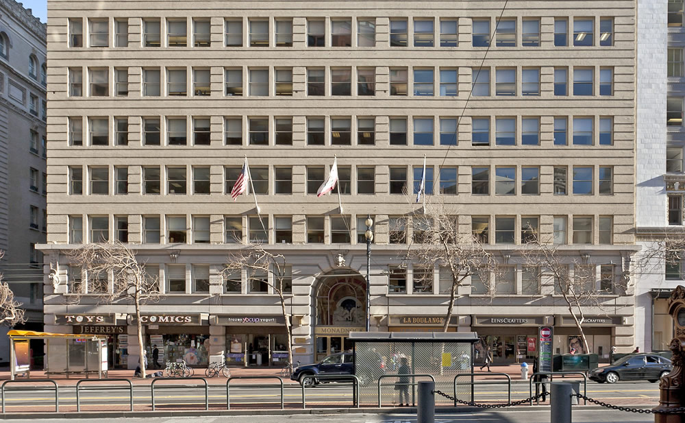 Welcome to monadnock building 685 market 39 s tenant portal - San francisco tourist information office ...